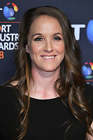 Lizzie Deignan<br /> arriving for the BT Sport Industry Awards 2018 at the Battersea Evolution, London<br /> <br /> ©Ash Knotek  D3399  26/04/2018