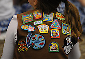 Girl Scouts' World Thinking Day.