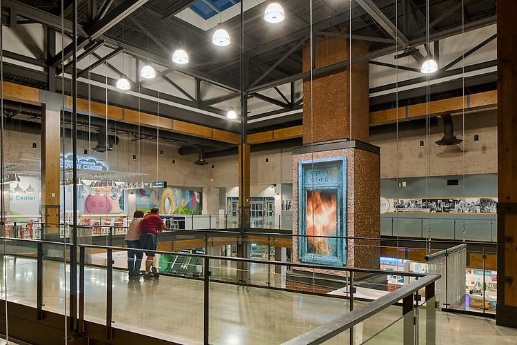 Liberty Town Center   HOAR Construction