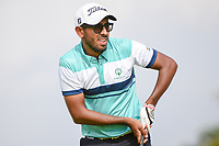 Yuvraj SANDHU (IND) watches his tee shot on 6 during Rd 3 of the Asia-Pacific Amateur Championship, Sentosa Golf Club, Singapore. 10/6/2018.<br /> Picture: Golffile | Ken Murray<br /> <br /> <br /> All photo usage must carry mandatory copyright credit (© Golffile | Ken Murray)