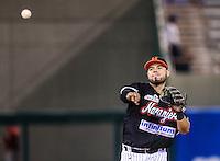Fernado Perez, durante partido3 de beisbol entre Naranjeros de Hermosillo vs Mayos de Navojoa. Temporada 2016 2017 de la Liga Mexicana del Pacifico.<br /> © Foto: LuisGutierrez/NORTEPHOTO.COM