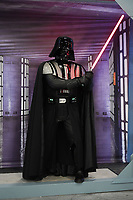MIAMI BEACH, FL - JULY 05: Darth Vader of the 501st Legion Everglades Squad at Florida Supercon held at the Miami Beach Convention Center on July 5, 2019 in Miami Beach, Florida.<br /> CAP/MPI04<br /> ©MPI04/Capital Pictures