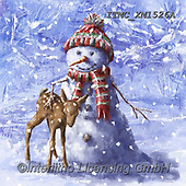 Marcello, CHRISTMAS SANTA, SNOWMAN, WEIHNACHTSMÄNNER, SCHNEEMÄNNER, PAPÁ NOEL, MUÑECOS DE NIEVE, paintings+++++,ITMCXM1526A,#x#
