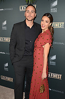WEST HOLLYWOOD, CA - MAY 10: Joshua Alba, Jessica Alba at the L.A.'s Finest Premiere event at the Sunset Tower Hotel in West Hollywood, California on may 10, 2019. <br /> CAP/MPI/DE<br /> ©DE//MPI/Capital Pictures