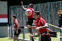 SÃO PAULO, SP, 12.03.2019: TREINO DO SÃO PAULO -SP- O jogador Everton Felipe, durante o treino do São Paulo no CT da Barra Funda, em São Paulo (SP), nesta terça-feira (12). (Foto: Marivaldo Oliveira/Código19)