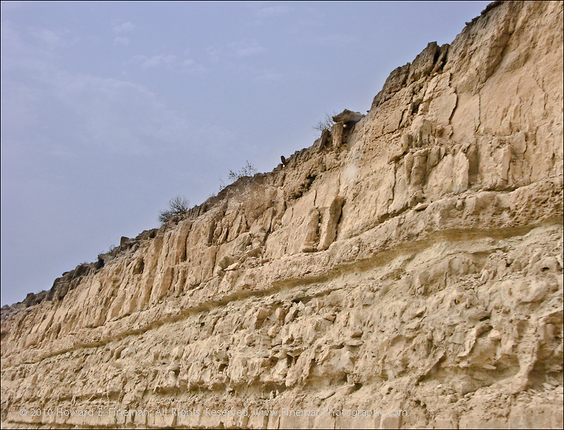 Geological Layers, Road to Dead Sea