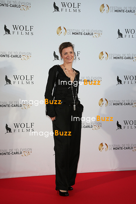 CPE/Caroline Proust attends Dick Wolf Party Red Carpet party, at Monte-Carlo Bay Resort Hotel on June 11, 2013 in Monte-Carlo, Monaco.