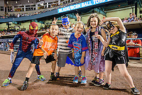 6/28/14 Columbus Clippers at Toledo Mud Hens
