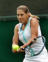 26-6-06,England, London, Wimbledon, first round match, Savchuk