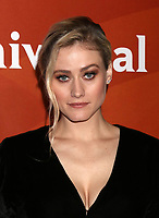 PASADENA, CA - JANUARY 09: Olivia Taylor Dudley at the 2018 NBCUniversal Winter Press Tour at The Langham Huntington, Pasadena on January 9, 2018 in Pasadena, California. <br /> CAP/MPI/DE<br /> &copy;DE//MPI/Capital Pictures