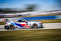 #25 BMW TEAM RLL (USA) BMW M8 GTLM BMW GTLM ALEXANDER SIMS (GBR) CONNOR DE PHILLIPPI (USA) BILL AUBERLEN (USA)
