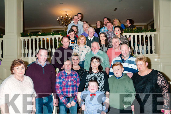 40th Birthday: Helena O'Carroll, Listowel celebrating her 40th birthday with family & friends at the Listowel Arms Hotel on Saturday night last.