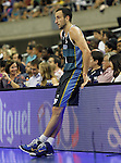 Argentina's Emanuel Ginobili during friendly match.July 22,2012. (ALTERPHOTOS/Acero)