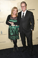 BEVERLY HILLS, CA - JANUARY 13: Kathy Hilton and Rick Hilton at the The Weinstein Company 2013 Golden Globes After Party at the Beverly Hilton Hotel in Beverly Hills, California on January 13, 2013. Credit:  MediaPunch Inc. /NortePhoto