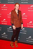 Charlie Bruneau <br /> Parigi 05-12-2013 Gucci Masters Equitazione <br /> Celebrities Event <br /> Foto Gwendoline Le Goff Panoramic / Insidefoto
