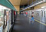 Estação do metro Sumare. São Paulo. 2007. Foto de Juca Martins.