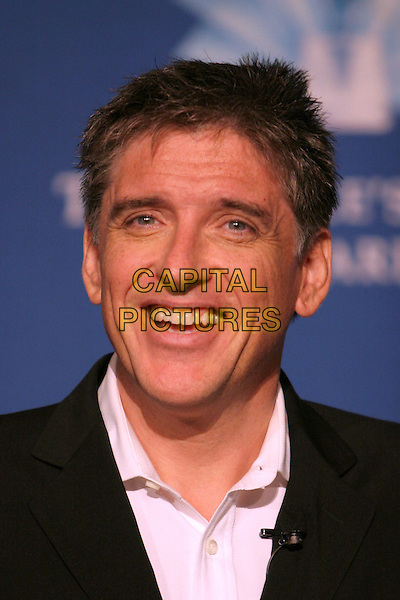 CRAIG FERGUSON.The 32nd Annual People's Choice Awards Nominees Are Announced at the Hollywood Roosevelt Hotel, Hollywood..USA, United States.10th November 2005.Ref:ADM/ZL.portrait headshot talking speaking mouth open smiling.www.capitalpictures.com.sales@capitalpictures.com.© Capital Pictures.