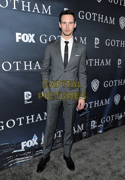 LOS ANGELES - APRIL 28: Cory Michael Smith attends FOX's 'Gotham' finale screening event at The Landmark Theatre on April 28, 2015 in Los Angeles, California. <br /> CAP/MPI/PGFM<br /> &copy;PGFM/MPI/Capital Pictures