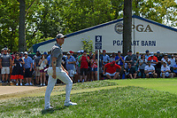 Rory McIlroy (NIR) heads down 9 during 3rd round of the 100th PGA Championship at Bellerive Country Club, St. Louis, Missouri. 8/11/2018.<br /> Picture: Golffile | Ken Murray<br /> <br /> All photo usage must carry mandatory copyright credit (&copy; Golffile | Ken Murray)