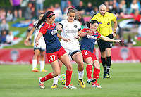 Washington Spirit vs Portland Thorns FC, May 7, 2016