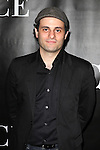 Adrian Moayed attending the Opening Night Performance of 'Grace' at the Cort Theatre in New York City on 10/4/2012.