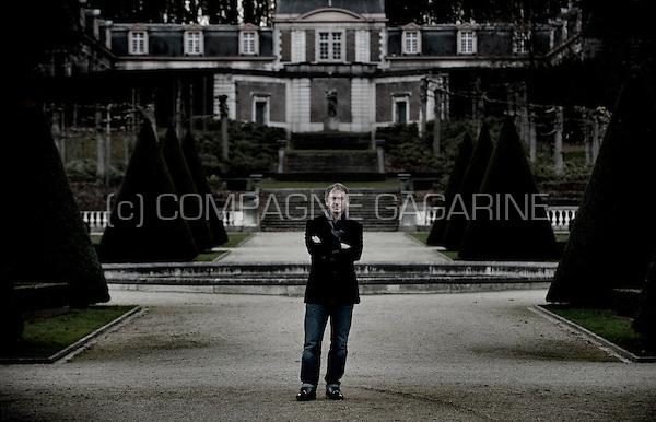 Belgian former football player Marc Degryse (Belgium, 07/12/2011)