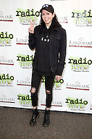 BALA CYNWYD, PA- NOVEMBER 22 :  K. Flay visits Radio 104.5 performance studio in Bala Cynwyd, Pa on November 22, 2016  photo credit Star Shooter/MediaPunch