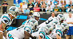 Game day in Carolina, as the Panthers take on the Packers in the home opener at Bank of America stadium Editorial use only