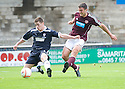 John Sutton scores Hearts' second