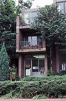 Reston:  Lake Anne Village Townhouse. Conklin & Rossant.