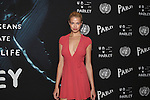 SI Swimsuit Model Hailey Clauson Attends President of the General Assembly of the United Nations and Parley Oceans Launch Event