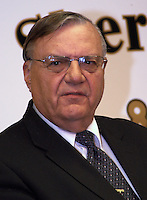 AJ Alexander - Sheriff Joe Arpaio.Photo by AJ Alexander
