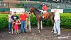 Super Siete winning at Delaware Park on 5/18/15