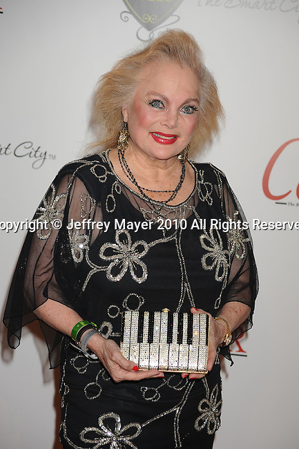 BEVERLY HILLS, CA. - September 02: Carol Connors arrives at The Taste of Beverly Hills wine & food festival opening night at the Beverly Hilton Hotel on September 2, 2010 in Beverly Hills, California.