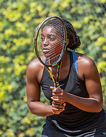 Hilversum, Netherlands, August 9, 2017, National Junior Championships, NJK, Sylvia Okafor<br /> Photo: Tennisimages/Henk Koster
