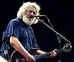 Jerry Garcia.The Grateful Dead.June 18,1995.Giants Stadium.East Rutherford, NJ