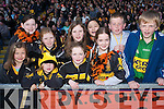 FRIENDS: Cheering on the Crokes in Portlaoise on Sunday were Ciara Murphy, Roisin Rae, Christine Cooper, Orna OConnor, Shauna ODonoghue, Siobhan Kerins, Amino Miura, Amy OShea, Gary Murphy and Macdara Debhillis. .