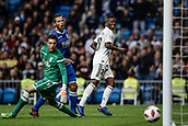 2018 Copa del Rey Football Real Madrid v Melilla Dec 6th