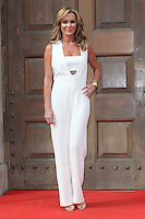Amanda Holden attending a photocall for 'Britain's Got Talent' at St Luke's Church, London. 09/04/2014 Picture by: Alexandra Glen / Featureflash