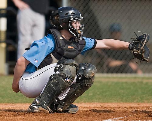 St. Joe Junior Varsity Baseball 2008. St. Joe vs. Penn.