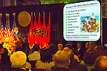 Nassau County Executive Edward Mangano gives State of the County Address, on Wednesday night, March 14, 2012, at Cradle of Aviation museum, Garden City, New York, USA. Mangano said Nassau has a $90 Million Movie Industry, which employs carpenters, electricians, artisans, craftsmen, plumbers, and laborers. Movies include The Night Never Sleeps, Man on a Ledge, Men in Black III, Phil Spector, The Dictator, Jesse, Found Footage, Imogene, and Marcher. He said Nassau's Television Industry involves shows such as Celebrity Shost Stories, The Good Wife, Boardwalk Empire, The Royal Pains, and Law and Order.