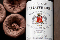 Chateau La Gaffeliere 1er Grand Cru Classe  vintage 1998 fine wine on sale, St Emilion, Bordeaux, France