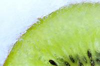 Frozen Kiwi