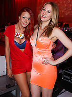 HOLLYWOOD, LOS ANGELES, CA, USA - AUGUST 18: Kaya Jones, Maitland Ward at the Los Angeles Premiere Of Lionsgate Films' 'The Prince' After Party held at Supperclub on August 18, 2014 in Hollywood, Los Angeles, California, United States. (Photo by Xavier Collin/Celebrity Monitor)
