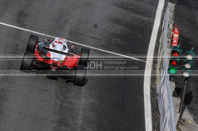 George Line - CF Racing Dallara F308 Honda NBE