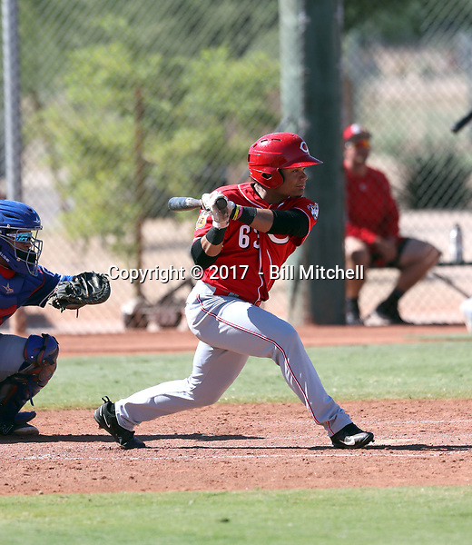 Randy Ventura - 2017 AIL Reds (Bill Mitchell)