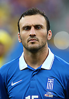 Vasileios Torosidis of Greece