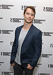 """Will Brittain attends the Cast Photo Call for The Roundabout Theatre Company production of """"Skintight"""" at the American Airlines Theatre on May 16, 2018 in New York City."""