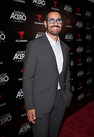 DORAL, FL - NOVEMBER 6: Miguel Varoni on the red carpet for Telemundo's season premiereofSenora Acero,La Coyote in CineBistro at City Place Doral, Florida. November 6, 2017. Credit: mpi140 / MediaPunch /NortePhoto.com