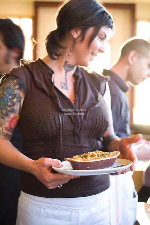 NOPA Restaurant in San Francico